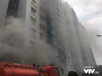 Bất cập trong quản lý cháy nổ chung cư: Có trách nhiệm của cả ban quản lý và người dân