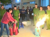 Người dân còn thờ ơ với tập huấn phòng cháy chữa cháy