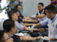 Cán bộ, nhân viên Đài THVN tích cực hưởng ứng Ngày Toàn dân hiến máu tình nguyện