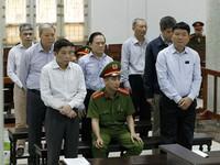 Vụ thất thoát 800 tỷ đồng tại Oceanbank: Bị cáo Đinh La Thăng bị tuyên phạt 18 năm tù về tội Cố ý làm trái