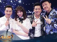Hari Won, Hoài Lâm, Chí Tài 'siêu lầy lội' trong tập 4 Ca sĩ tranh tài