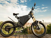 Mẫu xe mô tô chạy điện phá kỷ lục thế giới được bán ra toàn cầu