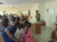 Nhiều chung cư TP.HCM tập huấn PCCC cho người dân