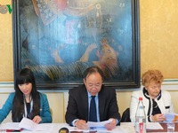 Hội thảo quốc tế về 45 năm quan hệ Pháp - Việt Nam tại Paris