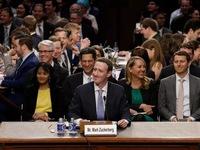 Phiên điều trần của ông chủ Facebook chưa xoáy vào trọng tâm
