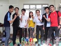 Sự trở lại của Đại học Bách khoa - Đại học Đà Nẵng tại sân chơi Robocon