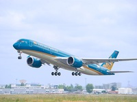Vietnam Airlines điều chỉnh đường bay qua Trung Đông