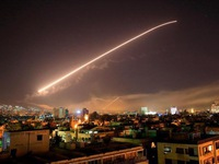 Lầu Năm Góc: Cuộc tấn công của Mỹ nhằm răn đe Chính phủ Syria