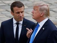 Pháp thuyết phục Mỹ duy trì sự hiện diện ở Syria