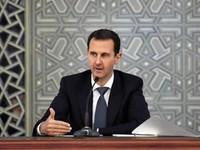 Tổng thống Assad coi các cuộc không kích Syria là hành động gây hấn