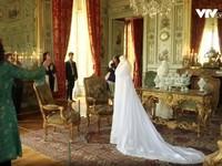 Triển lãm những chiếc váy cưới sống mãi với thời gian