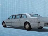 Siêu limousine của Tổng thống Mỹ Donald Trump