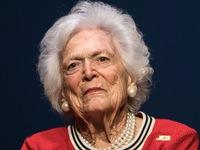 Cựu đệ nhất phu nhân Mỹ Barbara Bush qua đời ở tuổi 92