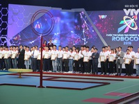 Vòng loại Robocon Việt Nam 2018 chính thức khởi tranh