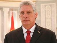 Đồng chí Miguel Diaz-Canel được bầu làm Chủ tịch Hội đồng Nhà nước Cuba