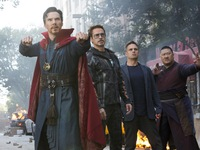 Avengers: Infinity War sẽ mang tới trận chiến khốc liệt nhất mọi thời đại