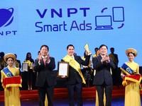 VNPT lập 'hat-trick' giải thưởng tại Sao Khuê 2018