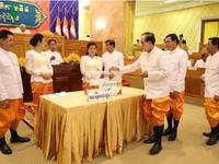 Thượng viện Campuchia khóa IV họp phiên đầu tiên