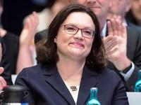 Đức: Đảng Dân chủ Xã hội có nữ lãnh đạo mới