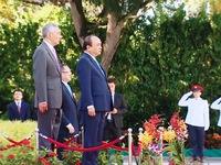 Việt Nam - Singapore sẽ tăng cường hợp tác trên mọi lĩnh vực