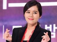 Han Ga In dù con còn nhỏ vẫn quay lại phim trường