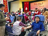 Cả nước hưởng ứng Ngày Toàn dân hiến máu tình nguyện
