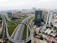 Sôi động bất động sản khu Đông TP.HCM: Cú huých từ hạ tầng