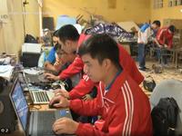 Đại học Bách khoa Hà Nội viết tiếp ước mơ chinh phục Robocon
