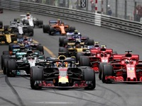 F1 audience levels out, some races show strong growth