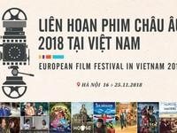 2018 European Film Festival to kick off in Vietnam
