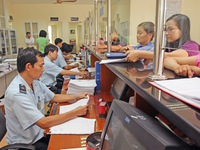 Tightening customs checks for scrap imports