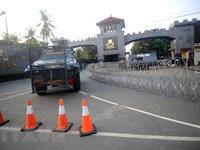 Indonesia xử lý xong vụ nổi loạn tại nhà tù giam giữ nhiều kẻ khủng bố