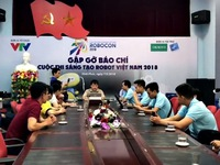 VCK Robocon Việt Nam 2018: Kết quả bốc thăm vòng 1/8