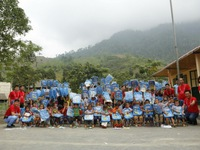 Bàn giao hai điểm trường tại Yên Bái, Quảng Bình