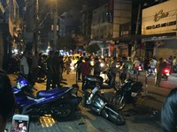Khẩn trương truy xét các đối tượng đâm tử vong hai 'hiệp sĩ' đường phố tại Thành phố Hồ Chí Minh