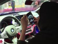 Đặc biệt triển lãm xe ô tô dành cho phụ nữ ở Saudi Arabia