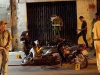 CLIP: Hiện trường vụ nhóm hiệp sĩ đường phố bị băng cướp tấn công, 6 người thương vong