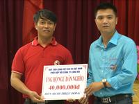 Hỗ trợ ngư dân ven biển tỉnh Quảng Ninh