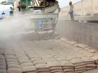 4 tháng, xuất khẩu xi măng đạt gần 10 triệu tấn