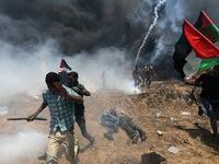 Nhiều nước phản đối bạo lực đẫm máu tại dải Gaza