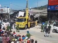 Ngăn ngừa mối nguy tai nạn giao thông từ xe tải
