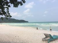 """Những bãi biển ở đảo ngọc Phú Quốc """"hút"""" khách dịp hè"""