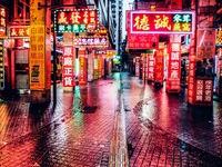 Nghề làm đèn neon ở Hong Kong (Trung Quốc) đang dần mai một