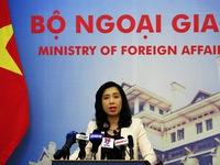 Yêu cầu Trung Quốc chấm dứt ngay việc cho máy bay ném bom diễn tập ở Hoàng Sa