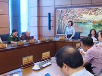 Quốc hội thảo luận ở tổ về Luật sửa đổi liên quan đến quy hoạch