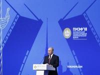 Tổng thống Nga cảnh báo nguy cơ khủng hoảng kinh tế toàn cầu