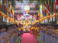 Thừa Thiên Huế: Lễ Mộc Dục và Rước Phật trong Đại lễ Phật Đản Phật Lịch 2562
