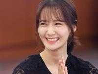 YoonA rạng rỡ nhận giải thưởng của Hiệp hội phóng viên ảnh Hàn Quốc