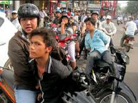 Báo động gia tăng tình trạng cướp giật tại TP.HCM
