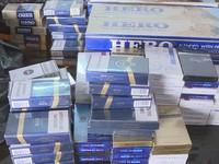 Khánh Hòa: Khó khăn trong kiểm soát buôn bán thuốc lá nhập lậu